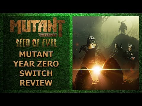 Mutant Year Zero: Seed of Evil - Nintendo Switch Review