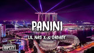 Lil Nas X - Panini ft. DaBaby (Lyrics)