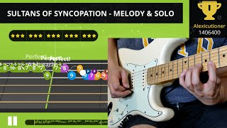 """Alexis Yousician - """"Sultans Of Syncopation"""" Gold Star"""