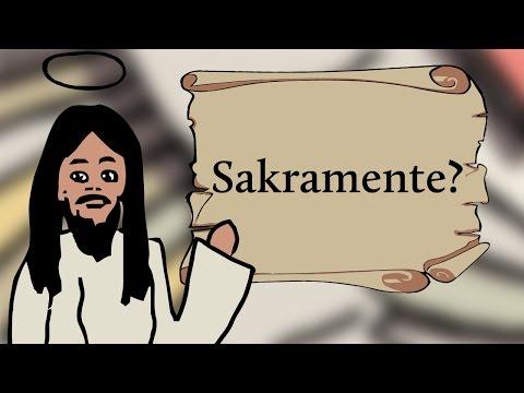 Was Sind Sakramente?