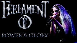 �������� ���� FEELAMENT - POWER AND GLORY (г. Орёл) LIVE ������