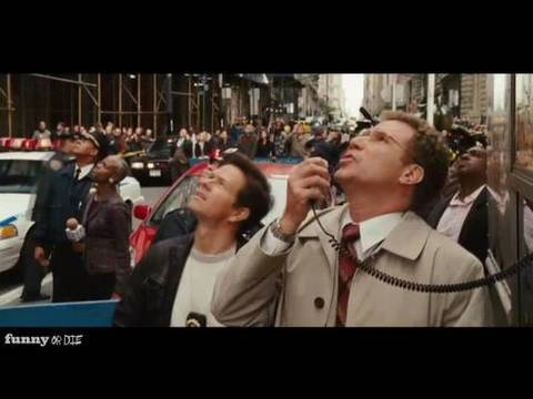 The Other Guys Official Trailer HD