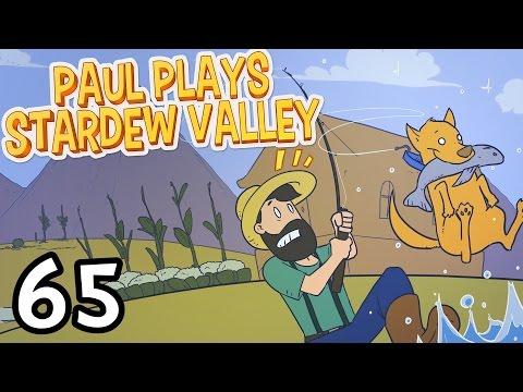 """Stardew Valley - """"Winter Sturgeon & Squid!"""" - E65 (Gameplay Playthrough)"""