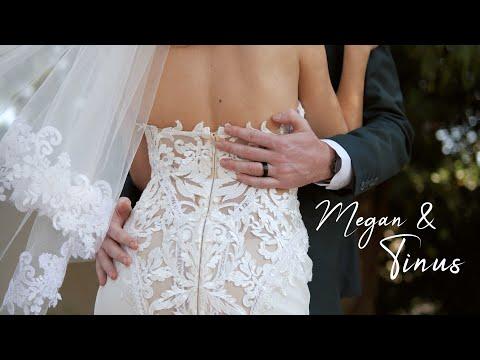 Tinus and Megan's Wedding