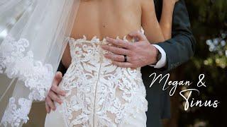 Tinus and Megan's Wedding Video | 4K
