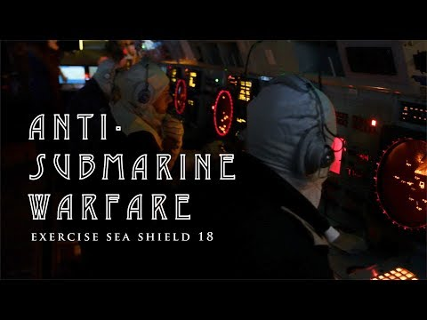 Anti-Submarine Warfare at SEA SHIELD 18