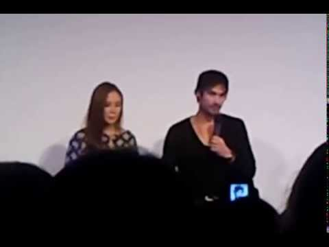 Ian Somerhalder Explains His Tattoo Hic Et Nunc Panel