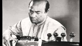 Raag Desh Malhar and Raag Megh - Ustad Ali Akbar Khan (Sarod)