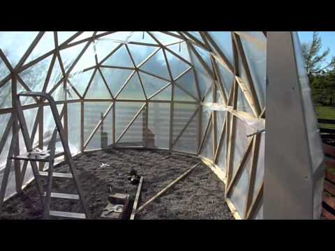 Tunnel Dome Build Part 3 Youtube
