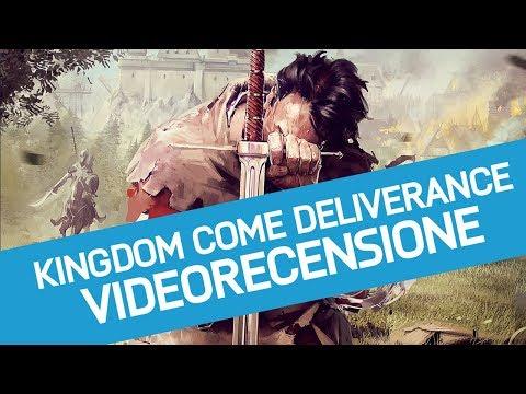 Kingdom Come Deliverance: Recensione del GDR di Warhorse Studios