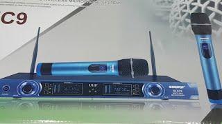 Test Micro Shure BLXC9 Quá Ngon Giá 1tr150 Bh 12 Tháng