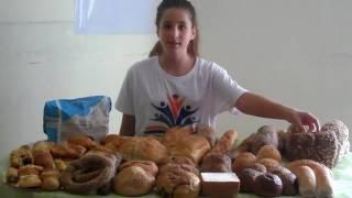 уроки русского языка покупки в хлебном магазине