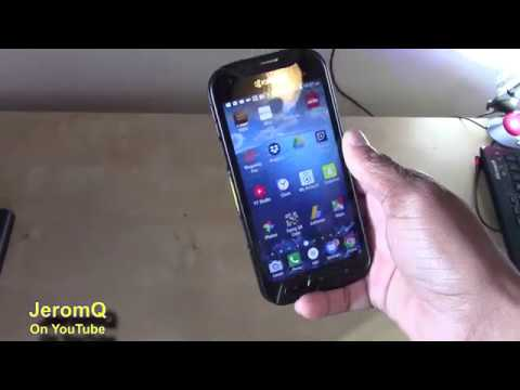 The Kyocera Duroforce Pro Review  Music Edited