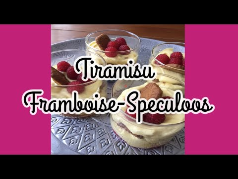 recette-:-tiramisu-framboise-speculoos-ultra-facile-!