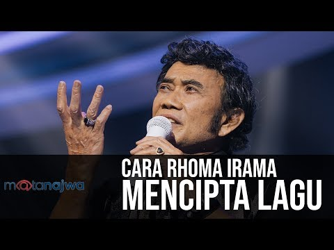 Mata Najwa Part 6 - Panggung Rhoma Irama: Cara Rhoma Irama Mencipta Lagu