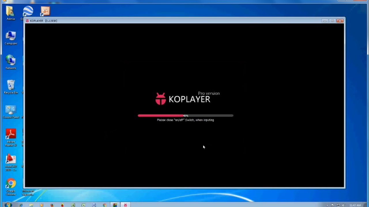 How to Install KOPlayer in Windows 7 [Hindi – हिंदी]