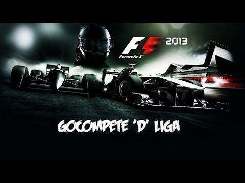 F1 2013 (PC) // GOCOMPETE 'D' LIGA // 11.FUTAM: BELGA NAGYDIJ