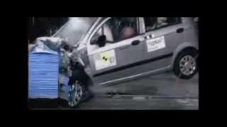 ▶ Crash Test Chevrolet Spark - Latin NCAP