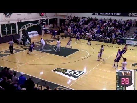 Joel Bolomboy Weber State Dunk Highlights