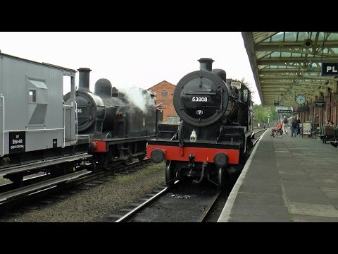 GREAT CENTRAL RAILWAY  PREVIEW DAY, RAILWAYS AT WORK, 20TH MAY 2016