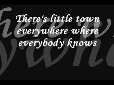 Scotty McCreery- Water Tower Town Lyrics