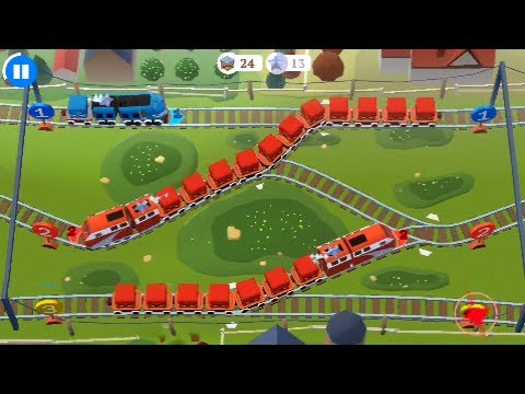 Train Conductor World by Nick Trick & Game (DIESEL TRAIN) - MONS # FREESTYLE