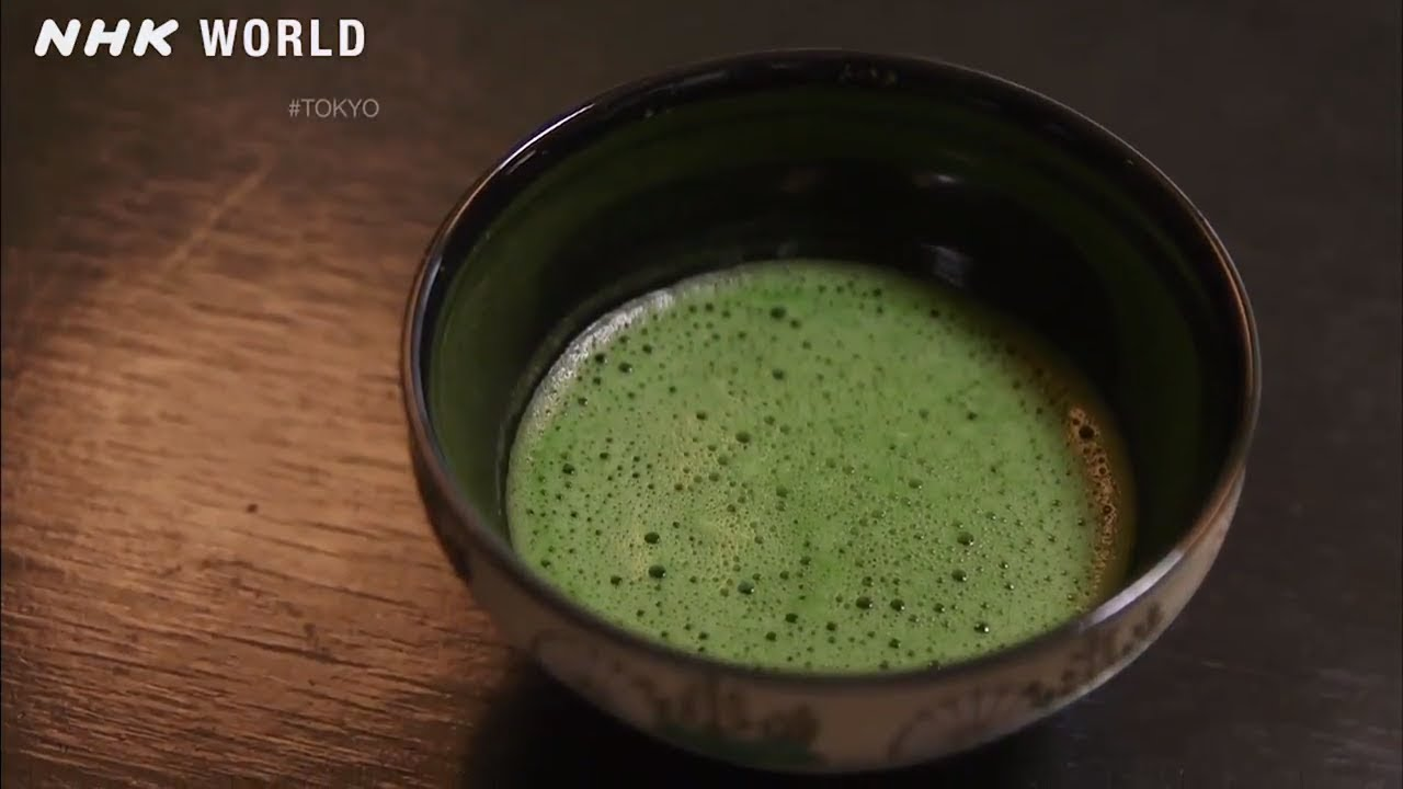 Photo of Green Tea Time [Gardens] – #TOKYO [Japan] – video