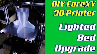 LayerFused X301 - Lighted Bed Upgrade for your 3D Printer