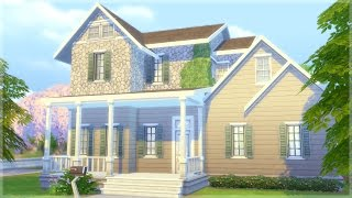 the sims 4 house building 30 riverside avenue