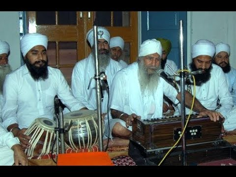 Kirtan By Sant Baba Gurcharan Singh Ji Damdama Sahib Thatta-Mela Sataian-07.05.2017-Part-1