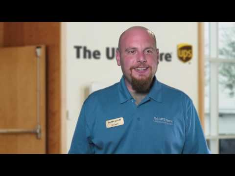 The UPS Store Provides Convenience With Pharmacy Location