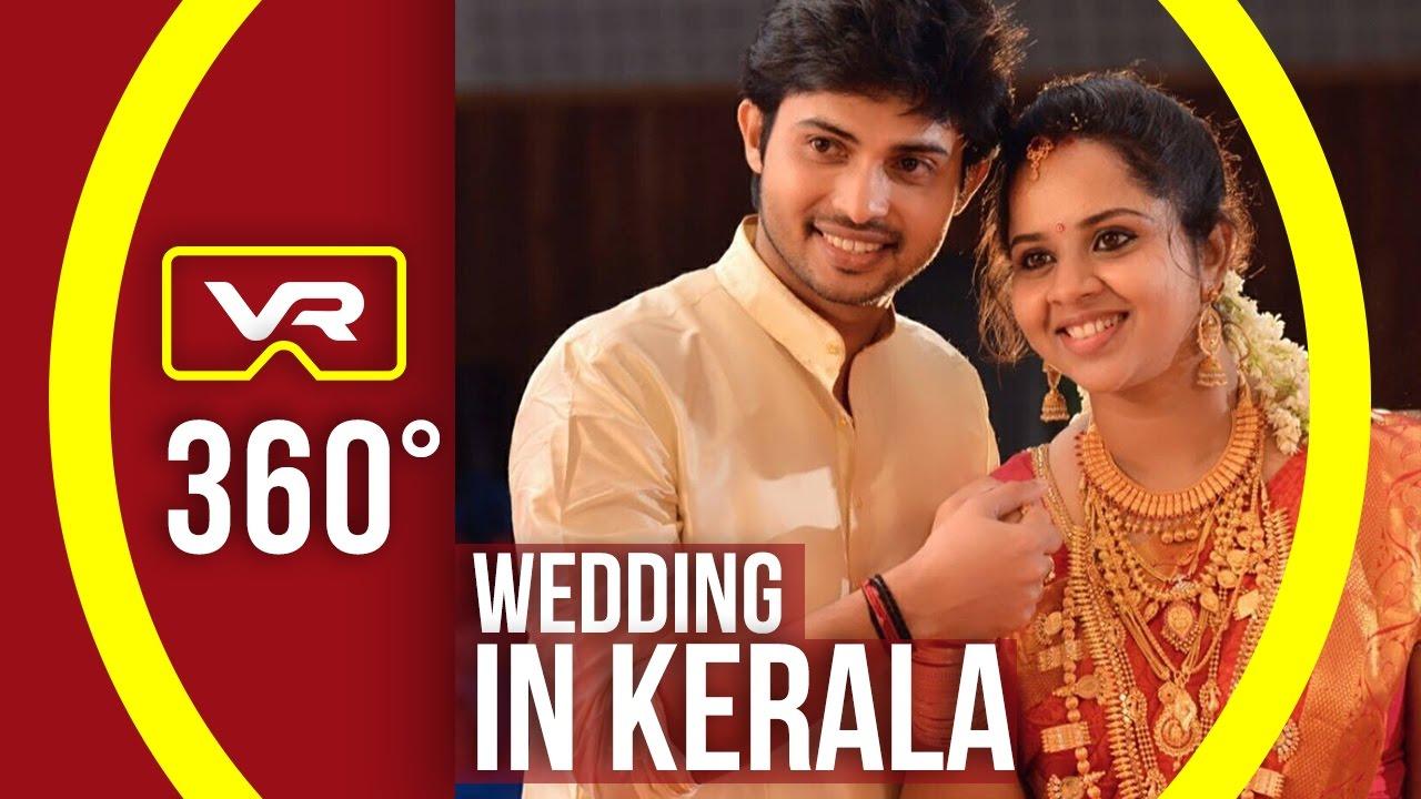 Vr 360 Wedding Ceremony: 360 Video / VR (Virtual Reality) Wedding In Kerala, India