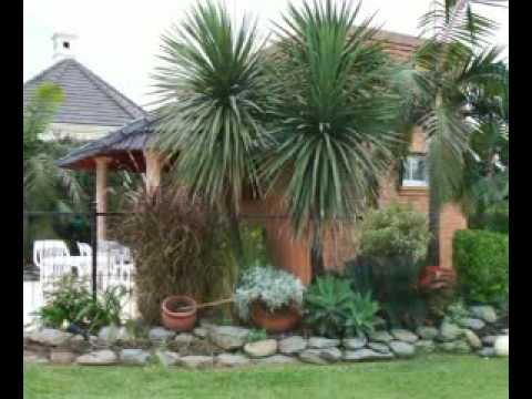 Dise o de jardines y cascadas en tucuman argentina youtube for Cascadas para patios