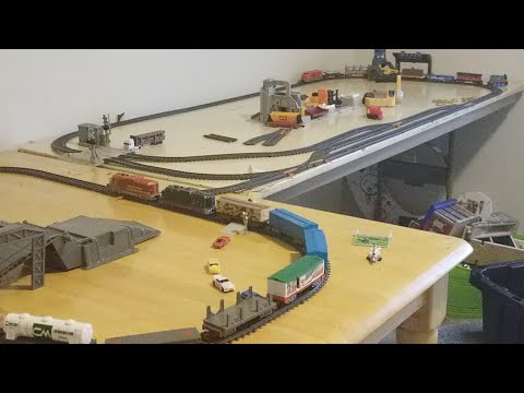 Power Trains Layout Live