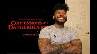 """Logic - """"CONFESSIONS OF A DANGERIOUS MIND"""" Reaction/Review"""