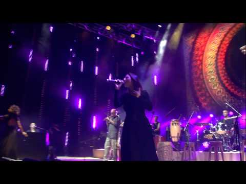 The Idan Raichel Project - Ana Ana wa Enta Enta -Live - הפרויקט של עידן רייכל