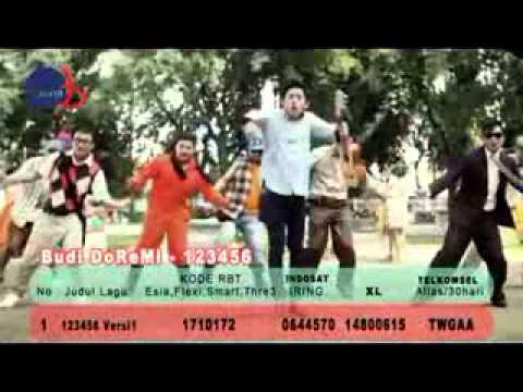 123456 - Budi Doremi (Cocolalavideomusic)