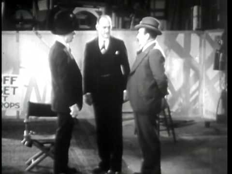 THE STUDIO MURDER MYSTERY (1929) - Neil Hamilton, Frederic March