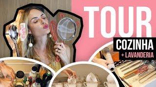 Minha cozinha: TOUR COMPLETO! | Layla Monteiro