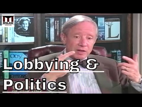 So Damn Much Money - Lobbying and Politics in America with Richard Kaiser