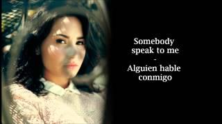 Nightingale - Demi Lovato (Inglés y Español)