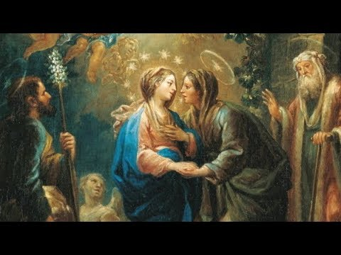 The Visitation: May God See Mary's Merits in our Good Works