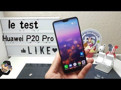 Huawei P20 Pro le test du Pro de la photo