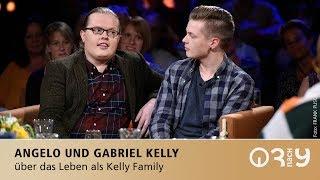Angelo und Gabriel Kelly über das Leben als Kelly Family // 3nach9
