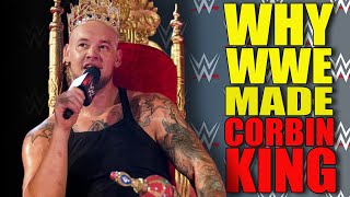 Real Reasons Why Baron Corbin Won The WWE King Of The Ring 2019 (He's The Future) - WWE Raw