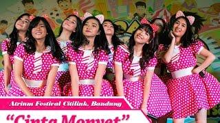 Teenebelle - Cinta Monyet [LIVE] at Atrium Festival Citylink, Bandung Mp3