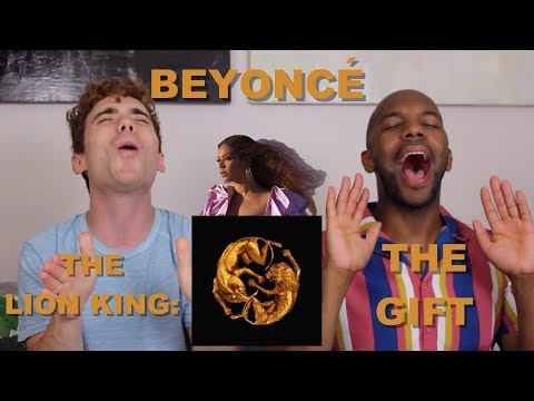 Beyoncé - The Lion King: The Gift (Album Review!)