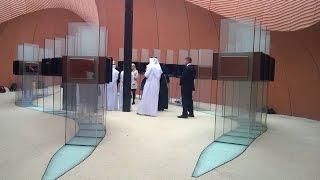 Expo 2015 Milano: padiglione Emirati Arabi made in Reggio Emilia