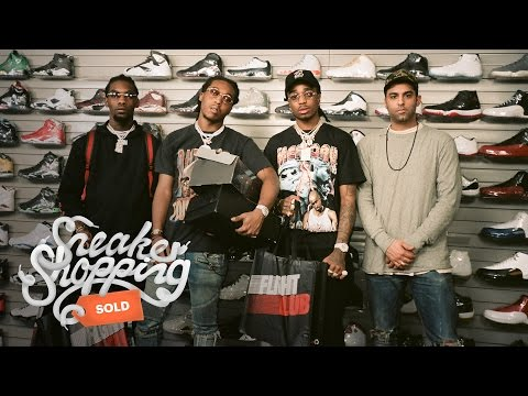Thumbnail: Migos Goes Sneaker Shopping with Complex