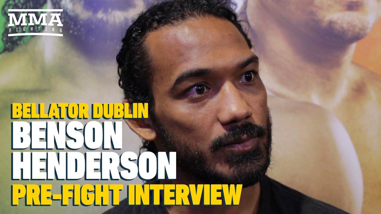 Ben Henderson Not a Fan Of UFC's 'Made-Up' BMF Belt - MMA Fighting